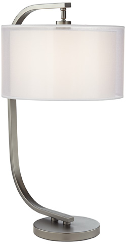 Pacific Coast Lighting - Peru Table Lamp - 87-7887-78