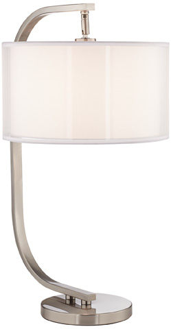 Pacific Coast Lighting - Peru Table Lamp - 87-7887-99