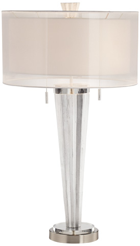 Pacific Coast Lighting - Logix Table Lamp - 87-8079-S5