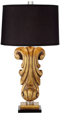 Pacific Coast Lighting - Carlyle Table Lamp - 87-8086-76
