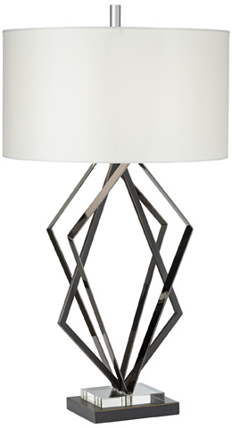 Pacific Coast Lighting - Prism Beauty Table Lamp - 87-8195-08