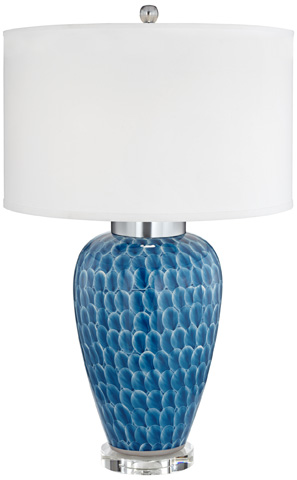 Image of North Shore Deep Table Lamp