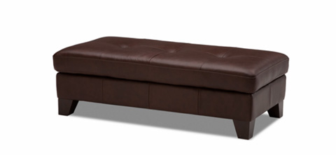 Palliser Furniture - Low Storage Cocktail Ottoman - 78012-04
