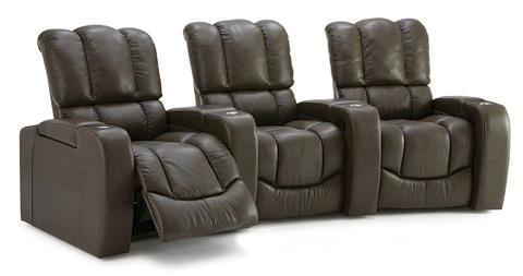 Palliser Furniture - Channel Theatre Seating - CHANNEL