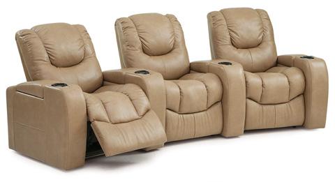 Palliser Furniture - Equalizer Home Theatre Seating - EQUALIZER