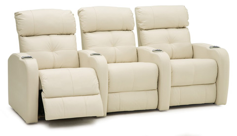 Palliser Furniture - Stereo Home Theatre Seating - STEREO