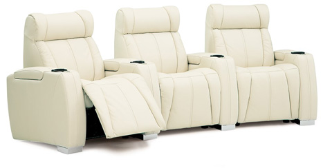 Palliser Furniture - Turbocharger Home Theatre Seating - TURBOCHARGER