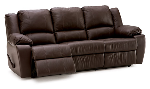 Palliser Furniture - Sofa Recliner with Table - 41040-52