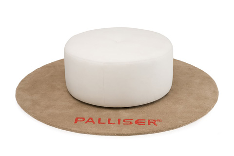 Palliser Furniture - Round Ottoman - 71015-04