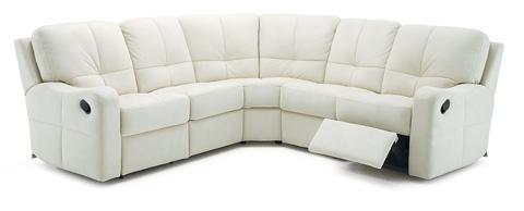 Palliser Furniture - Reclining Sectional - 45040-09/45040-54/45040-55