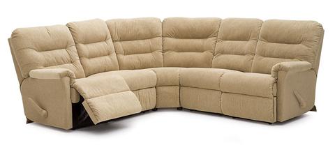 Palliser Furniture - Reclining Sectional - 46039-09/46039-54/46039-55