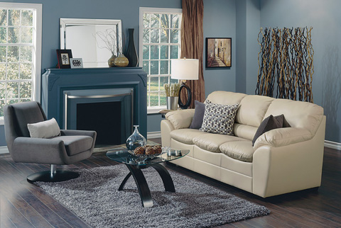 Image of Faron Two Piece Living Room Collection