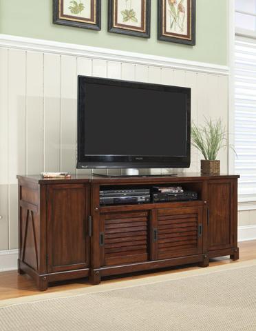 Palmetto Home - Eco Jack Three Drawer Nightstand - 101-350