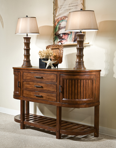 Image of Eco Jack Sideboard with Wood Top