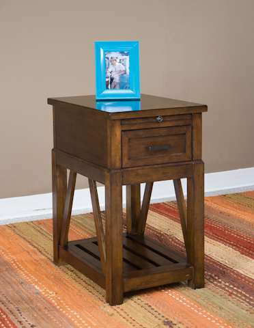 Image of Eco Jack Chairside Table