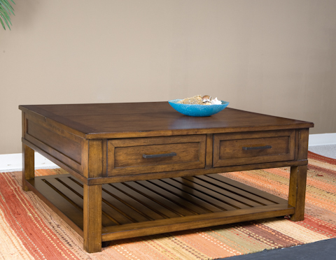 Image of Eco Jack Square Lift Cocktail Table