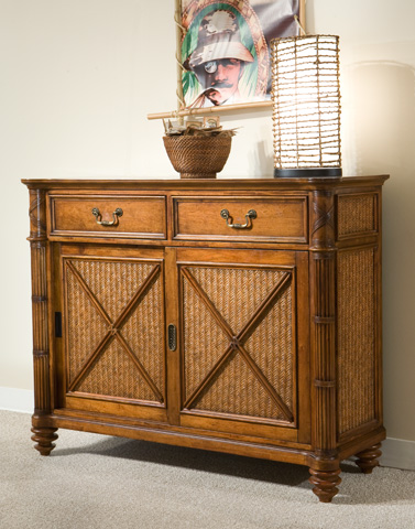 Image of Island Breeze Sliding Door Dresser