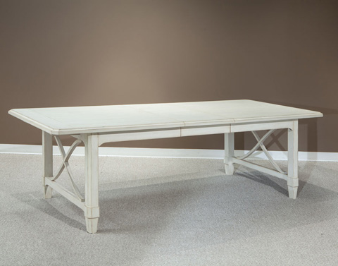 Palmetto Home - Rectanglar Leg Dining Table - 112-653