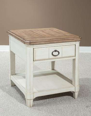 Panama Jack - Drawer End Table - 112-802