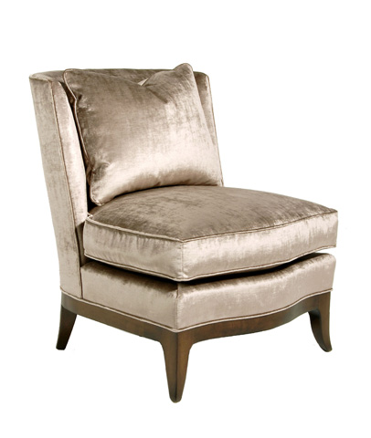 Pearson - Upholstered Armless Accent Chair - 414-00