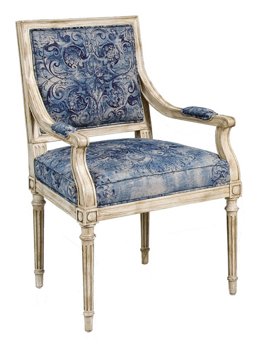 Pearson - Square Back Upholstered Arm Chair - 1406-00
