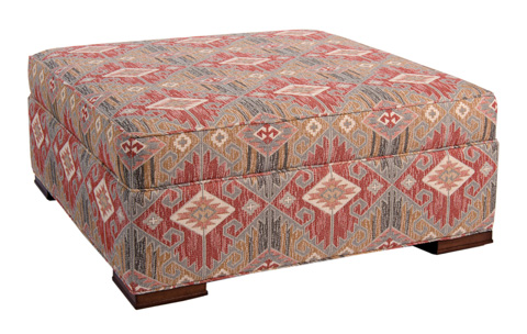 Pearson - Square Upholstered Ottoman - 161-00