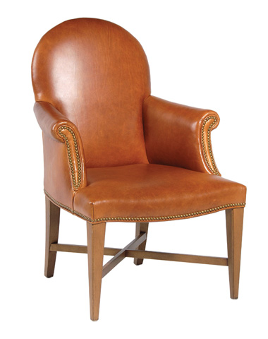 Pearson - Rounded Back Arm Chair - 1669-00
