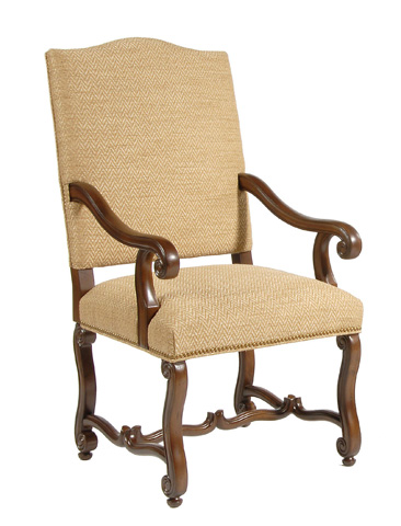 Pearson - Traditional Dining Arm Chair - 1788-00