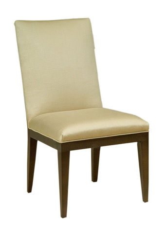 Image of Solid Back Dining Side Chair