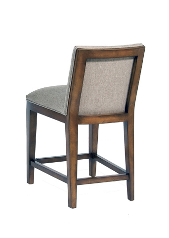 Pearson - Square Back Upholstered Counter Stool - 1917-00