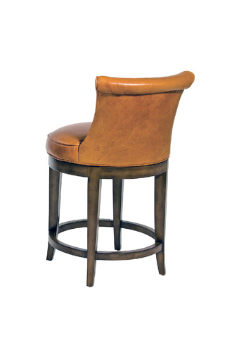 Pearson - Scroll Back Counter Stool - 1921-00