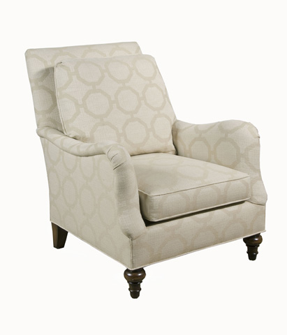 Pearson - English Arm Lounge Chair - 323-00