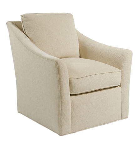 Pearson - Upholstered Swivel Chair - 391-00