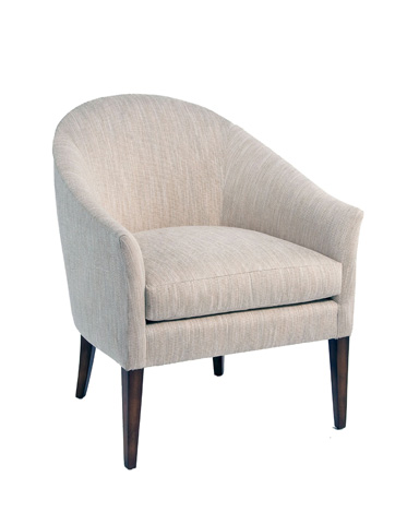 Pearson - Exposed Leg Tub Chair - 416-00