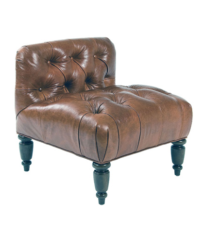 Pearson - Low Back Tufted Chair - 574-00