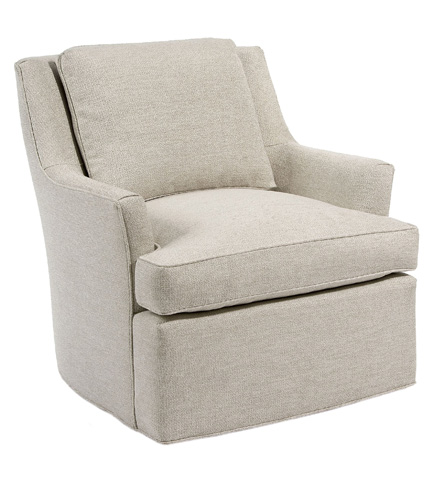 Image of Transitional Swivel Chair