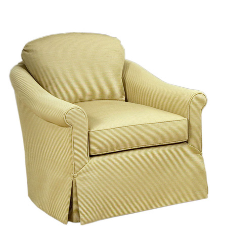 Pearson - Pillow Back Rolled Arm Chair - 738-00