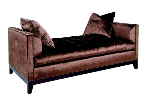 Pearson - Anna Daybed with Buttoned Seat - 2392-10