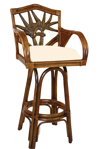 Image of Indoor Swivel Barstool