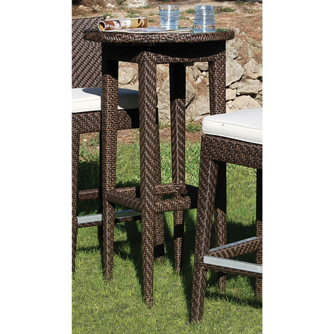 Image of Woven Pub Table