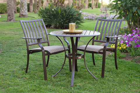 Pelican Reef - Island Breeze 3 Piece Dining Bistro Group - PJO-1001-ESP-3PC