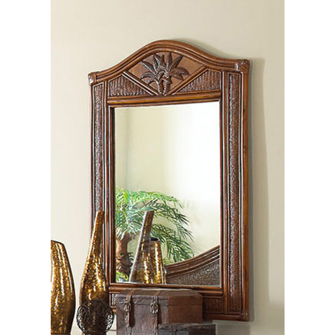 Image of Havana Palm Mirror