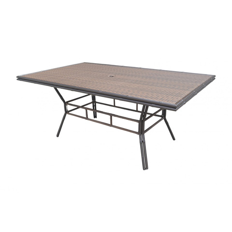 Image of Panama Jack Rum Cay Rectangular Dining Table