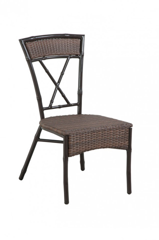 Image of Panama Jack Rum Cay Stackable Side Chair