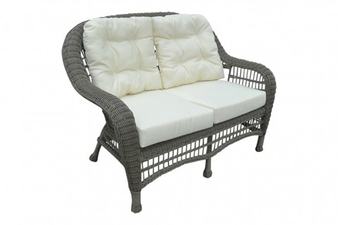Image of Panama Jack Carolina Beach Stackable Loveseat