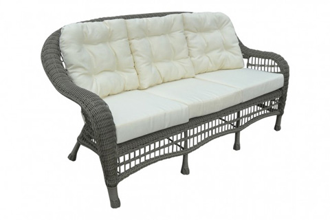 Image of Panama Jack Carolina Beach Stackable Sofa