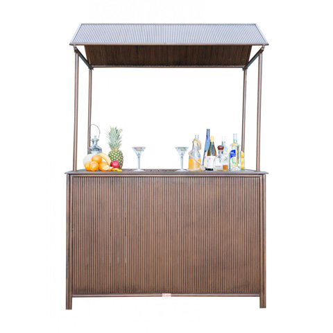 Image of Panama Jack Tiki Bar with Canopy