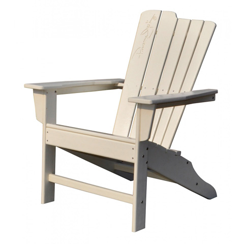 Image of Panama Jack White Adirondack Chair