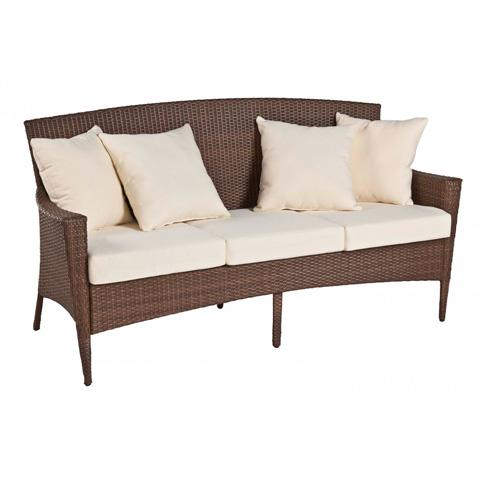 Image of Panama Jack Key Biscayne Woven Sofa