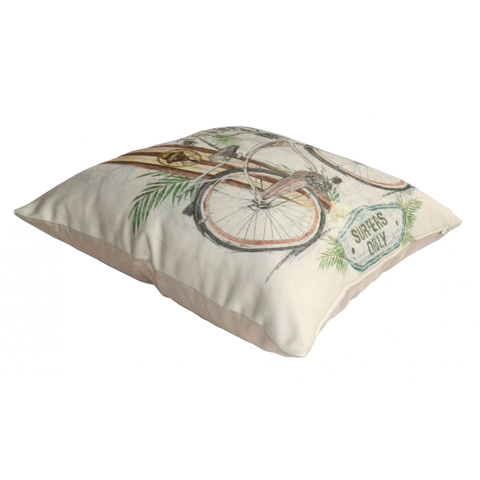 Pelican Reef - Panama Jack Beach Comber Throw Pillow - PJO-9001-BEC-TP